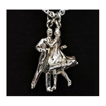 Iconic Collection 'Dancers' Pendant