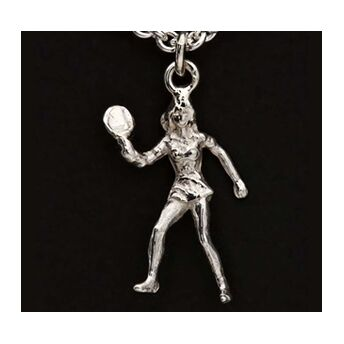 Iconic Collection 'Tennis Player' Pendant
