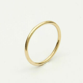 9ct Gold Thin Ring